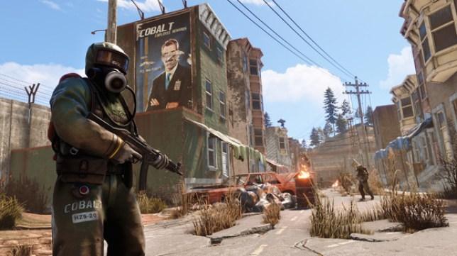 Rust gameplay PC Steam