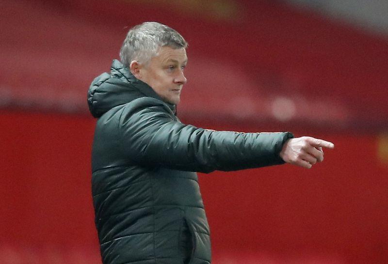 © Reuters. Premier League - Manchester United v Wolverhampton Wanderers