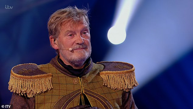 The Masked Singer: Glenn Hoddle was revealed as the Grandfather Clock as the former England manager became the latest star to be unmasked on Saturday night