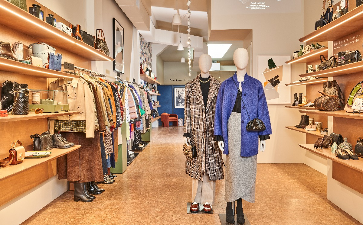 The RealReal opens doors to its first Brooklyn store