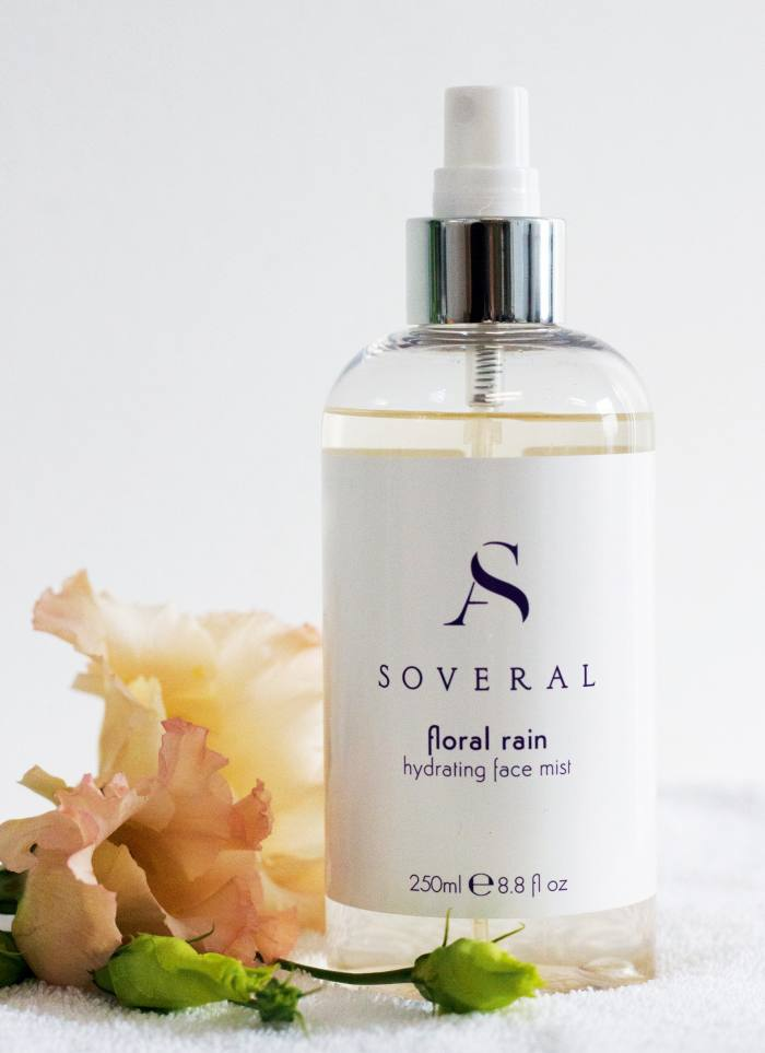 Alexandra Soveral Floral Rain Hydrating Face Mist, £45