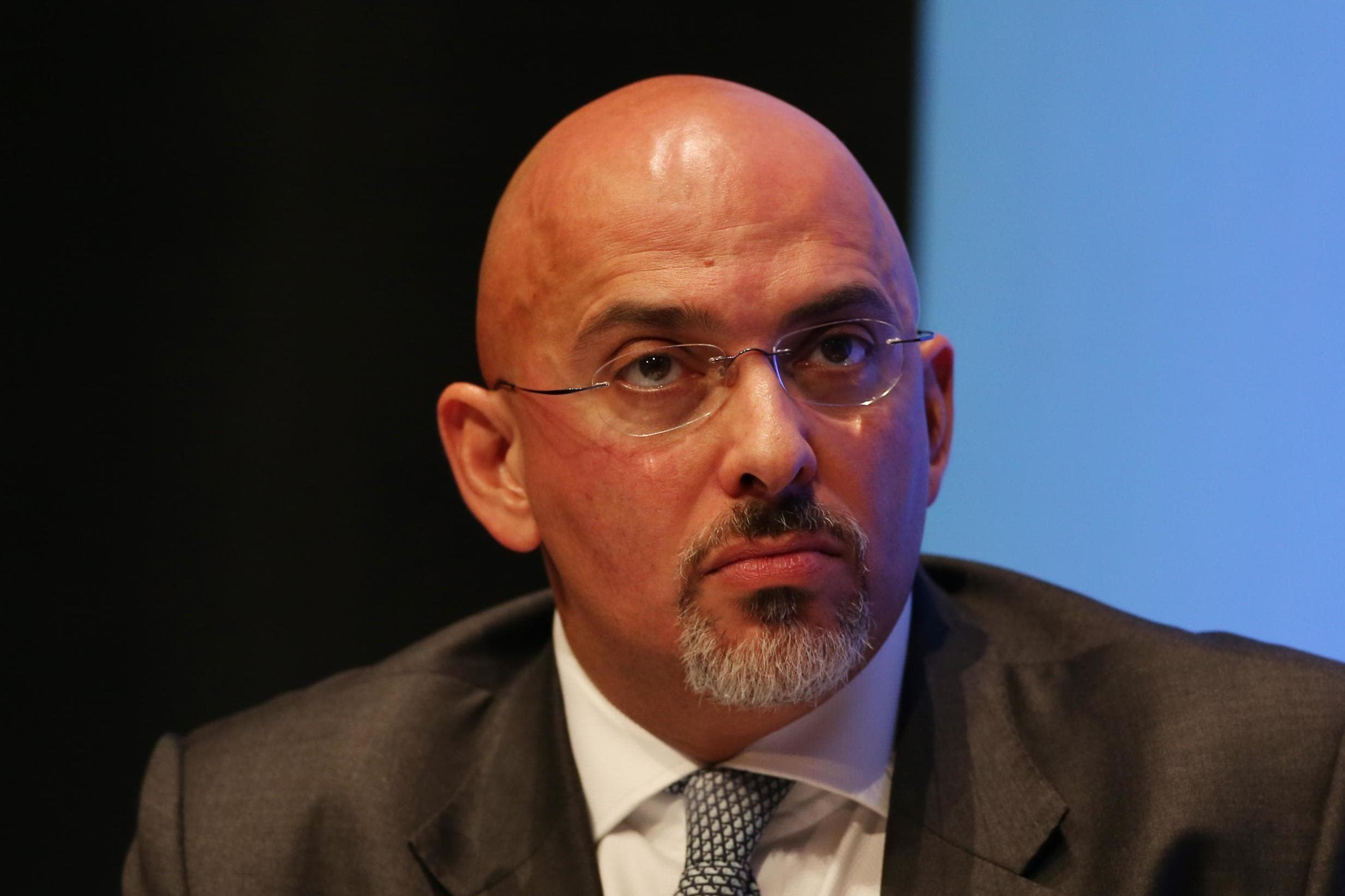 <p>Vaccines Minister Nadhim Zahawi is trying to massively speed up the jabs</p>