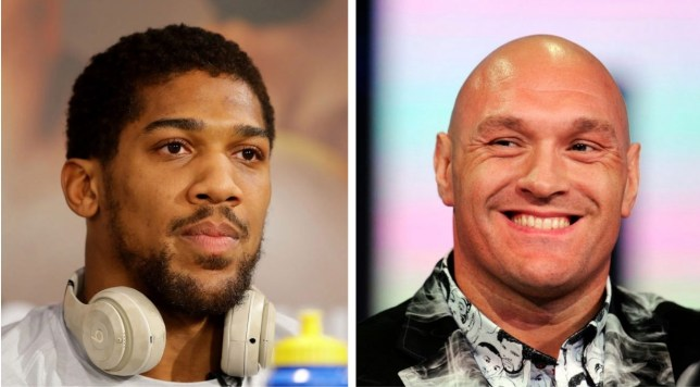 Heavyweight rivals Tyson Fury and Anthony Joshua are set to fight in 2021