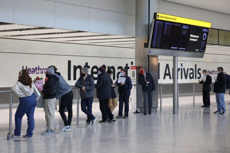 © Reuters. Outbreak of the coronavirus disease (COVID-19), in London