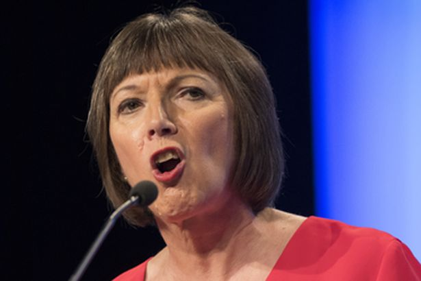 TUC boss Frances O'Grady said key workers needed to be properly rewarded