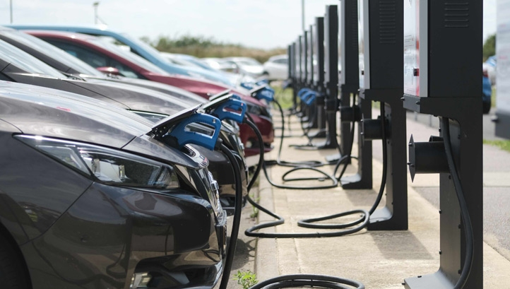 Research found that up to £1,250 in business benefits could be gained per vehicle. Image: E.ON