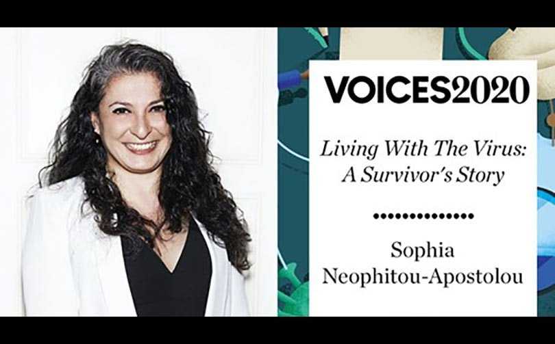 Video: BOF speaks to editor-in-chief Sophia Neophitou-Apostolou about surviving Covid-19
