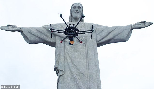 In 2019, the statue was visited over two million times ,with people from all over the globe travelling to admire the work, which soars 2,320 feet above the city