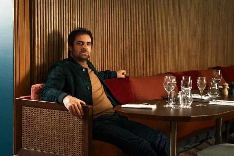 Gabriel (Grégory Montel) in season four.