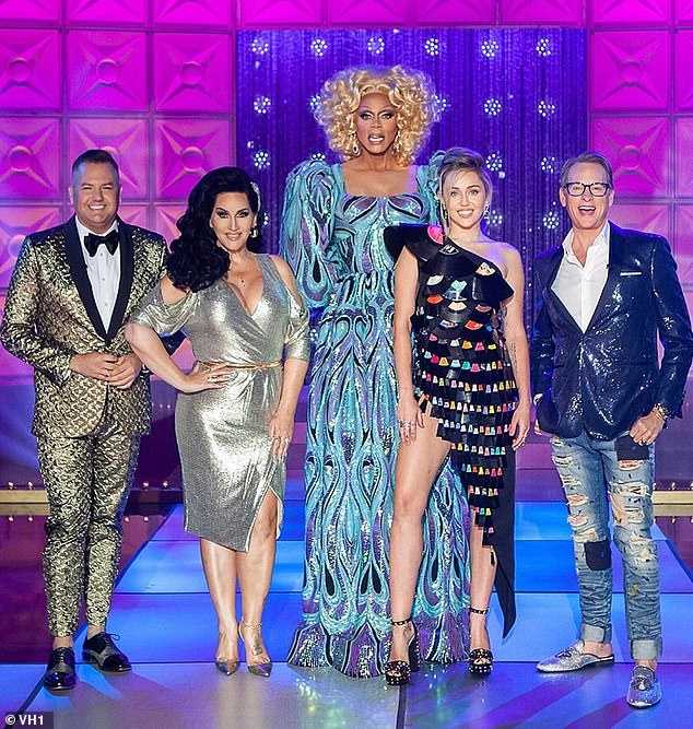 Popular: Drag Race is already a huge success in the US with a record-breaking 34 Emmy nominations