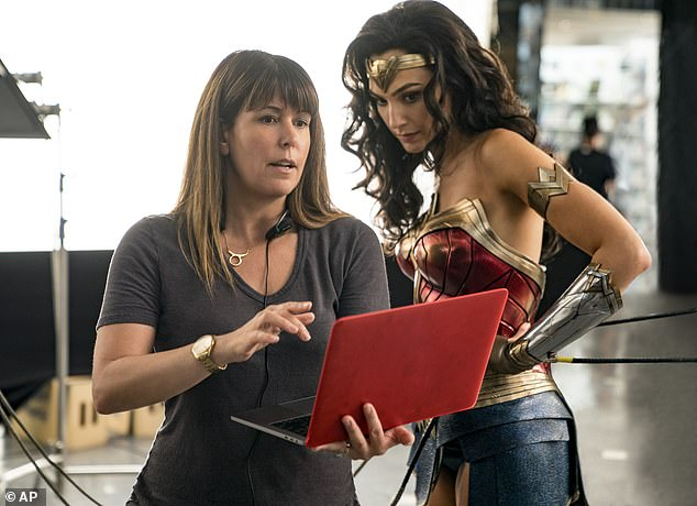 Talented:He insisted that the pilot may have slipped his mind because of the cultural impact of the first Wonder Woman film from 2017 and how excited he was to be reuniting with director Patty Jenkins