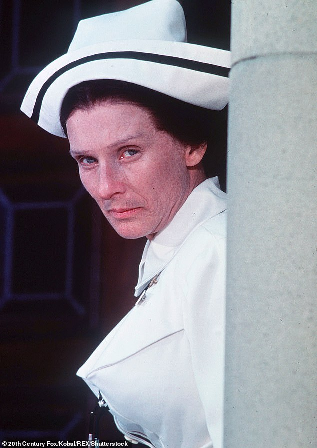 Remember when:Shortly thereafter she featured in Mel's Hitchcock spoof High Anxiety as the evil Nurse Charlotte Diesel
