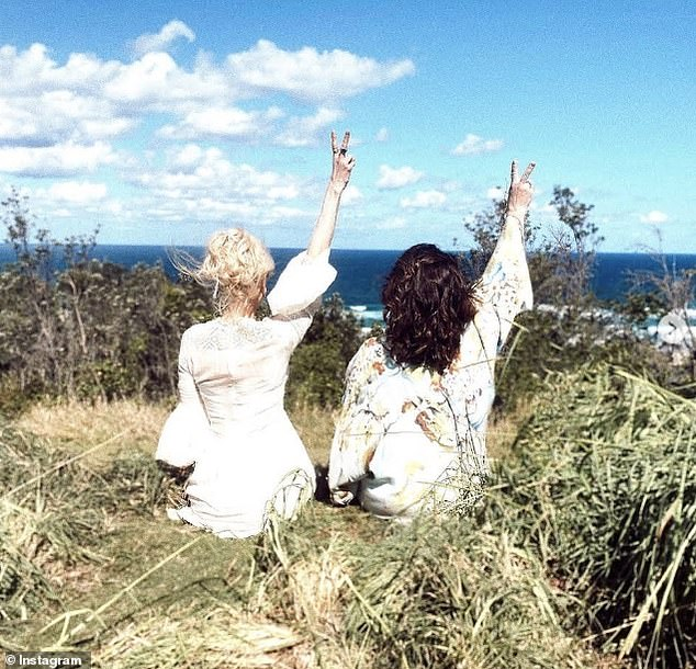 Done!In December, Nicole Kidman announced that she and Melissa had finished filming the Hulu limited series Nine Perfect Strangers in Byron Bay.The actress celebrated the end of the shoot by sharing a photo of herself with her co-star Melissa. Both pictured