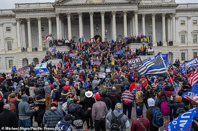 Four people died on Wednesday after a mob of Trump supporters stormed the barricades and breached the US Capitol building in Washington, DC, as a joint session of Congress convened to certify President-elect Joe Biden's victory