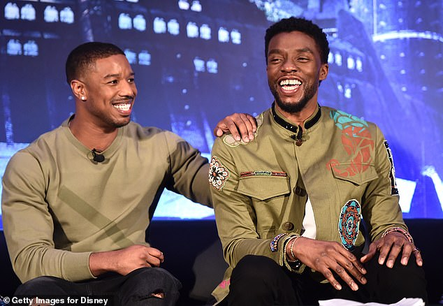 'But being in that world in a character that I loved playing, and working with [writer/director Ryan Coogler] and all that good stuff, it's family. We created a family over there,' Jordan explained. 'So to be able to be in that world again is something that, I think, will always be on the table in some capacity.'