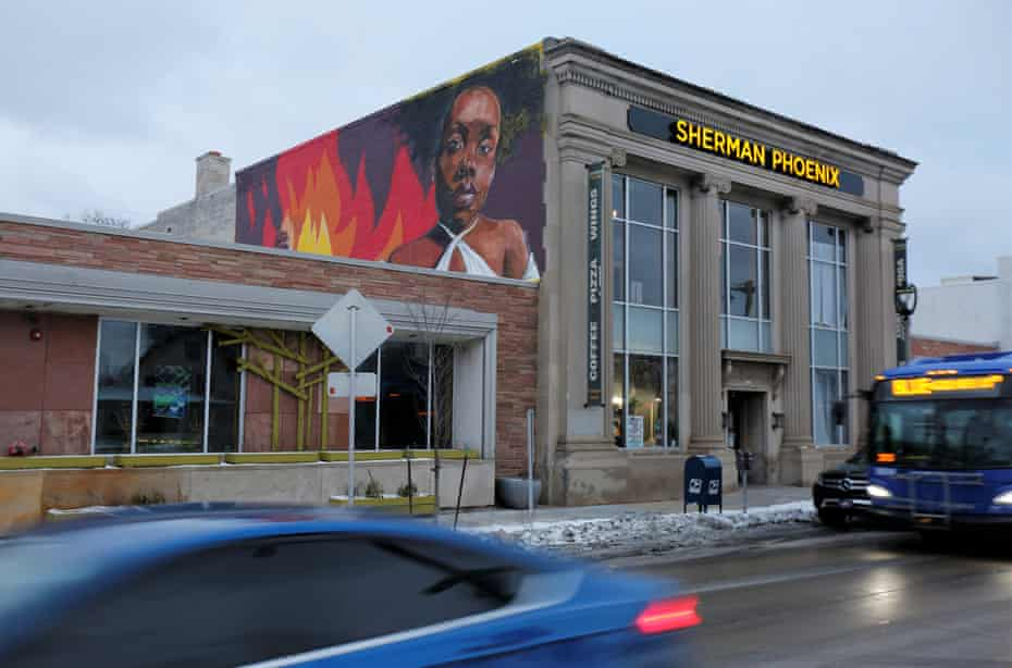Sherman Phoenix is an incubator for Black-owned businesses in Milwaukee.