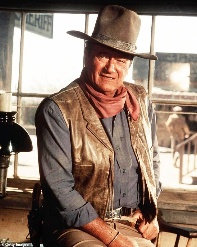 They called him The Duke:John Wayne was an iconic film star who made mostly Westerns such as 1939's Stagecoach, 1956's The Searchers and 1969's True Grit. The Oscar-winning actor lived from 1907 until 1979; seen in 1970's Chisum