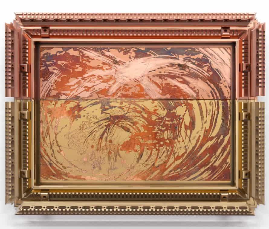 Cosmic Hunt by Matthew Barney.