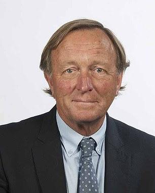 Professor Neil Mortensen, president of the royal college of surgeons