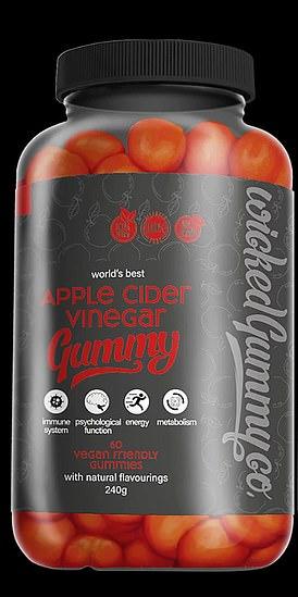 Wicked Gummy Co Apple Cider Vinegar Gummies