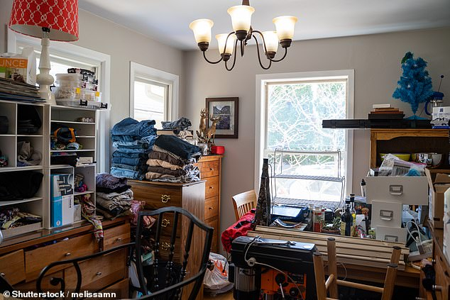 Hoarding disorder is a mental disability characterised by the accumulation and unwillingness to let go of objects to the extent that such causes distress and difficulties living