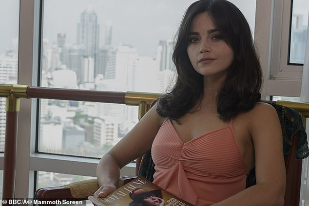 Jenna Coleman was Marie-Andree Leclerc ¿ a glamorous predator, befriending naive back-packers and luring them to their deaths