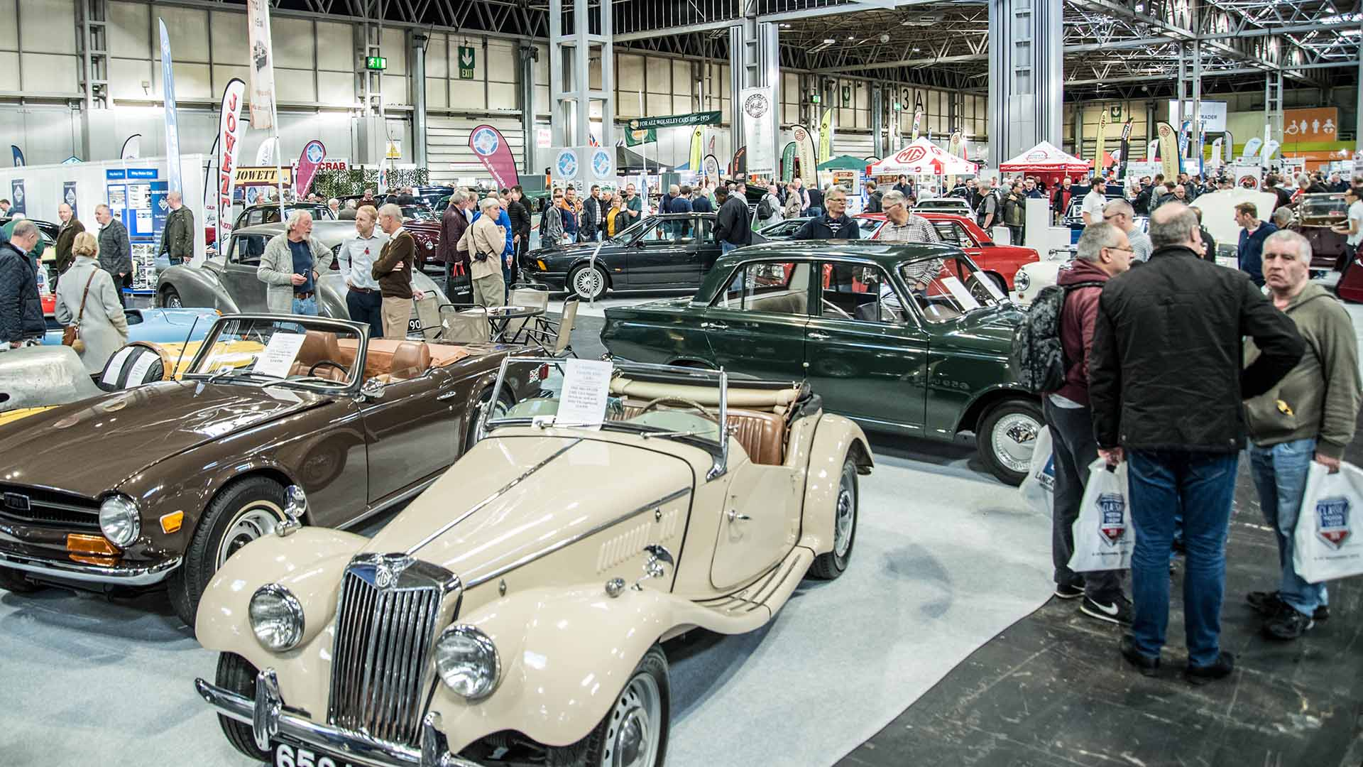 Motoring Events 2021