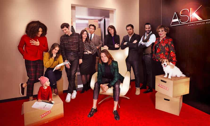 The fourth series of French word-of-mouth hit Call My Agent! comes to Netflix later this month.
