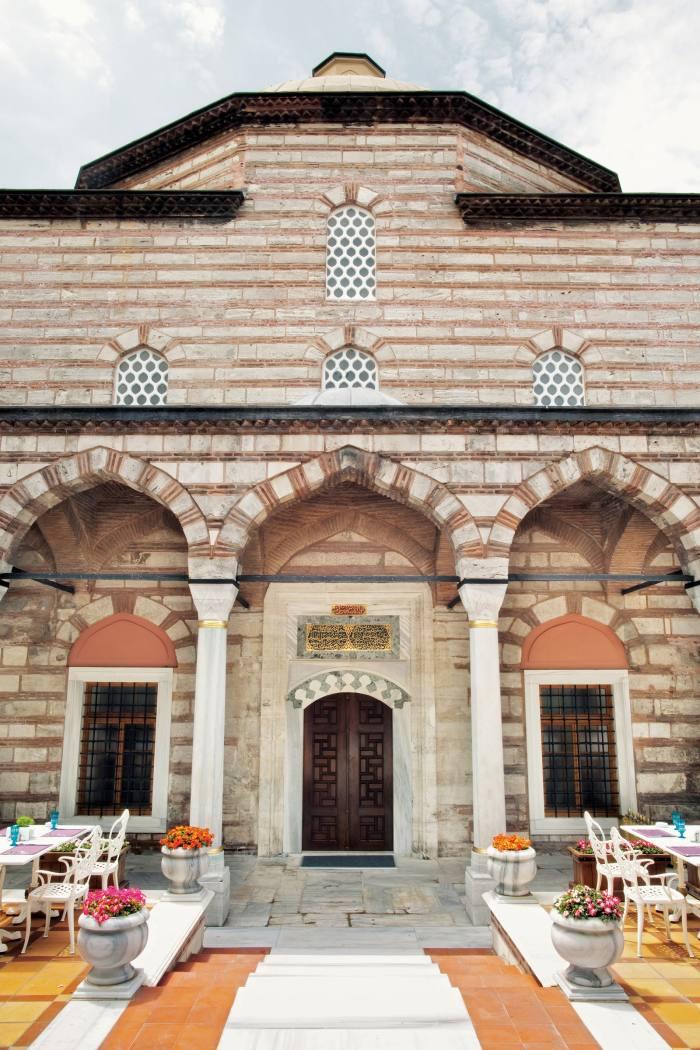 Ayasofya Hurrem Sultan Hamam, Istanbul