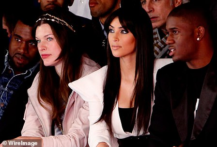 Future couple?In February, Kim and Kanye reunite with one another at the Y-3 show in New York City. Kim attended the show with boyfriend Reggie, while Kanye arrived solo and snagged a seat next to the couple and actress Milla Jovovich