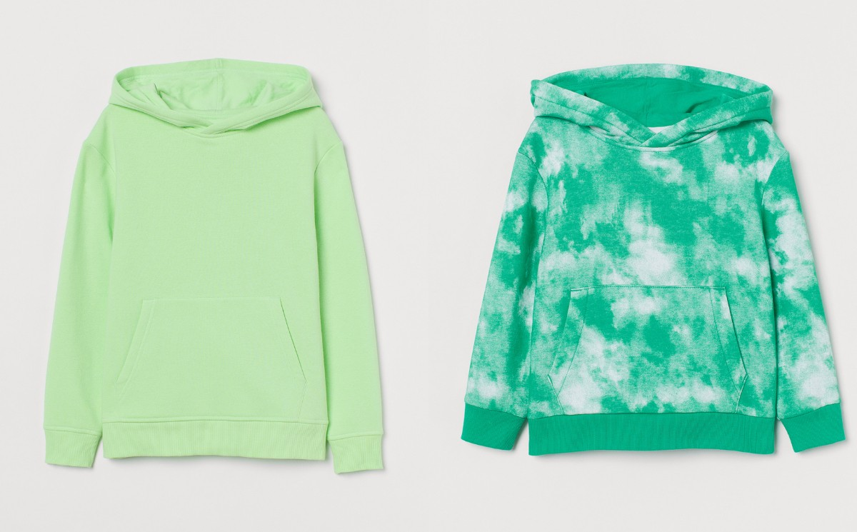 H&M's new kidswear collection transforms plastic waste into fashion