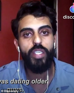 Accusations: Brittany Banks has accused her ex Yazan Abo Horira of cheating on her, texting a gay man and stealing money during their relationship as they reunited on 90 Day Fiance Bares All