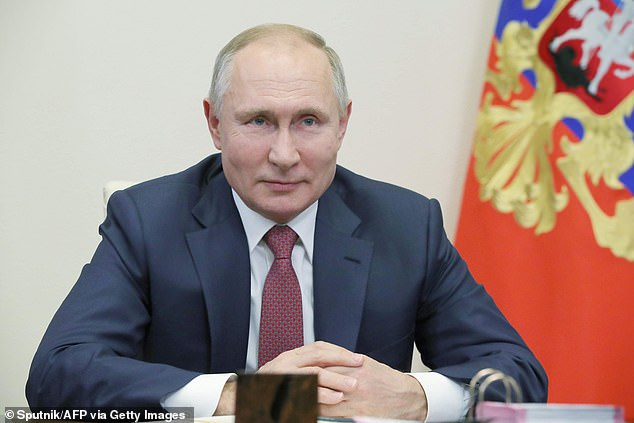 Putin confirmed in December the Sarmat intercontinental ballistic system was nearing completion