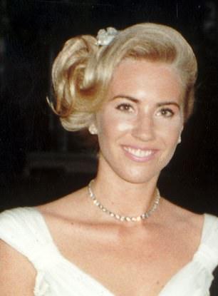 Sir Harry Cotterellmarried effervescent blonde divorcee Katherine Elias (above) in 2002