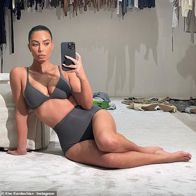 Proud mogul:'I'm so proud of how the KKW brand has grown over the past four years, and I look forward to working with Coty for the next phase of innovation, advancement, and the ability to bring new launches to customers all around the world,' said Kim in a statement