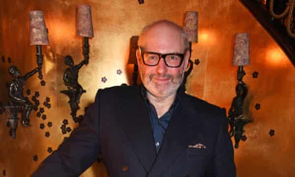 Neil Clifford, Kurt Geiger CEO.