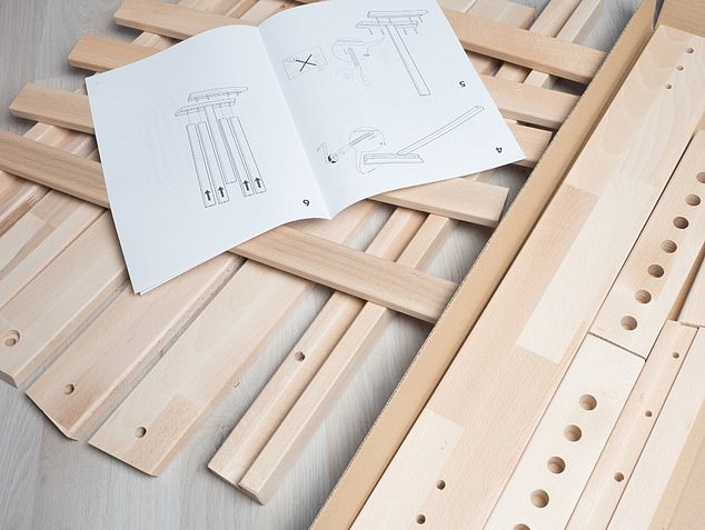 Tables, chairs and other items ordered from places like IKEA could be 'grown' from wood cells in a laboratory