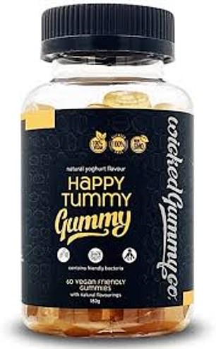 WICKED GUMMY CO'S HAPPY TUMMY GUMMY