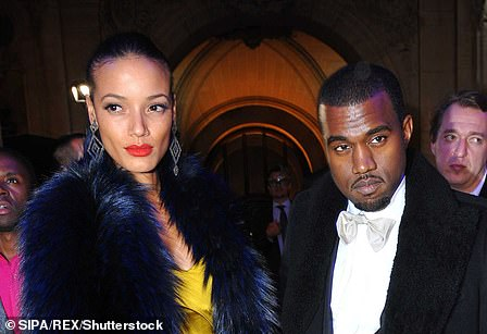 Relationship? The star was linked to Victoria's Secret beauty Selita Ebanks in 2010