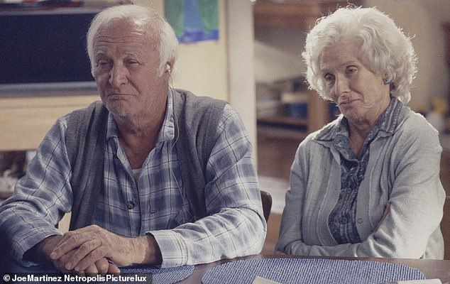 There's Robert Loggia:Even in her later years she continued to be a major presence in TV comedy, winning a further two Emmys as Grandma Ida on Malcolm In The Middle