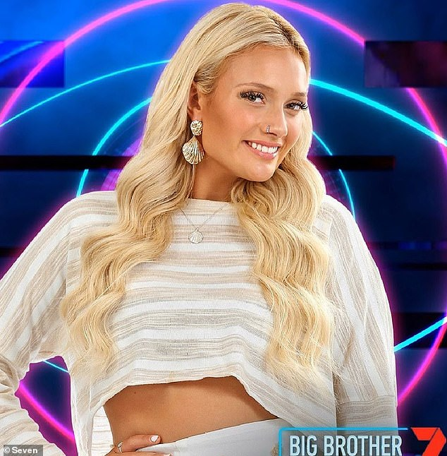 Remember this? Talia Rycroft rose to fame in Season 12 of Big Brother, after she was dubbed the show's Queen Bee