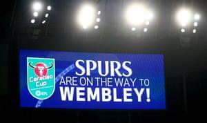 Spurs rolling on, earlier