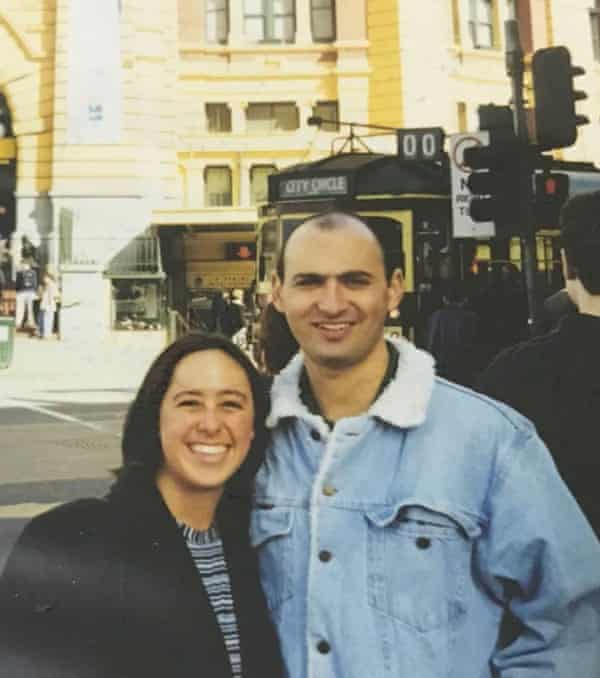 """""""[I said] 'We need to catch opportunities. Opportunities don't follow you if you don't get them in time,'"""" says Ariel. They arrived in Melbourne in 1998."""