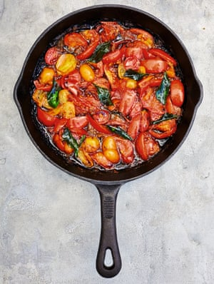 Tomato curry by Meera Sodha.