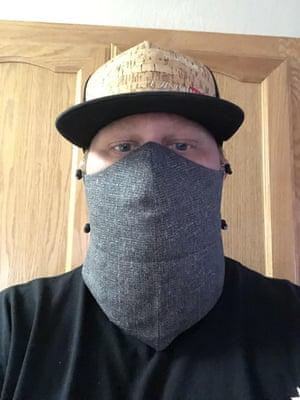 Beard Face Mask