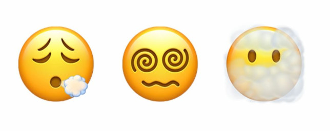 The new emojis are supposed to help cope with the chaos of 2020 (Photo: Emojipedia)