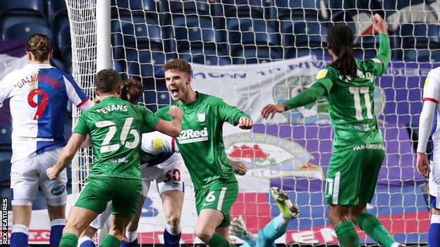 Preston North End lost their previous Championship fixture against Blackburn Rovers 3-0 at home on 24 November