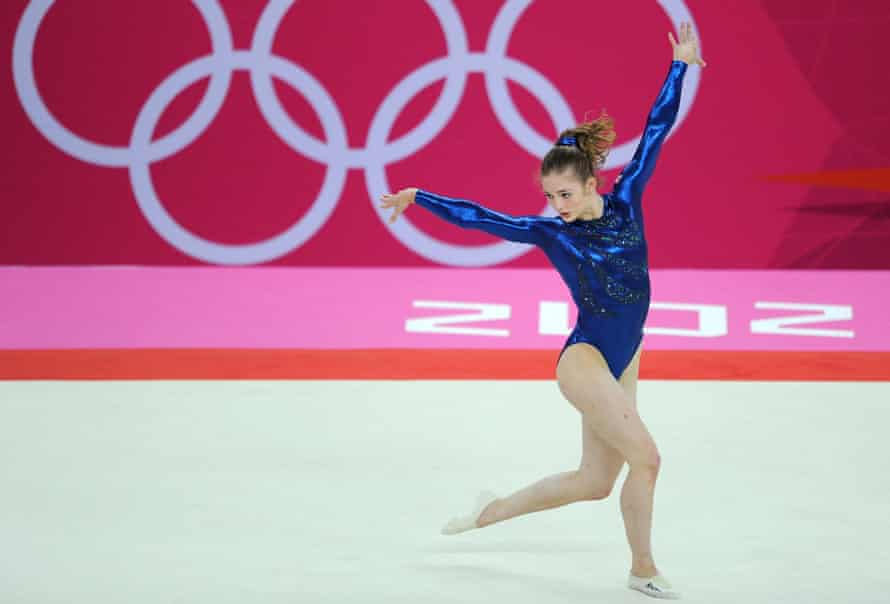 Jennifer Pinches, competing on the floor at London 2012, said the culture at British Gymnastics 'has led to untold damage to the lives of young people'.