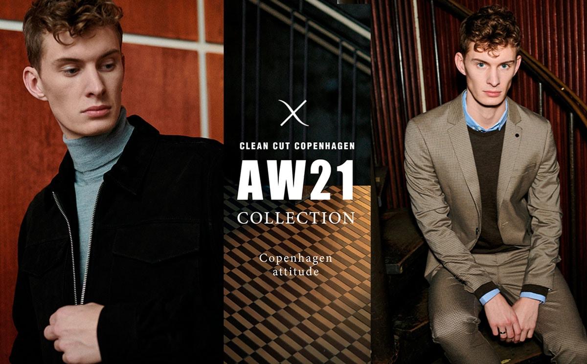 CLEAN CUT COPENHAGEN FW21 Collection