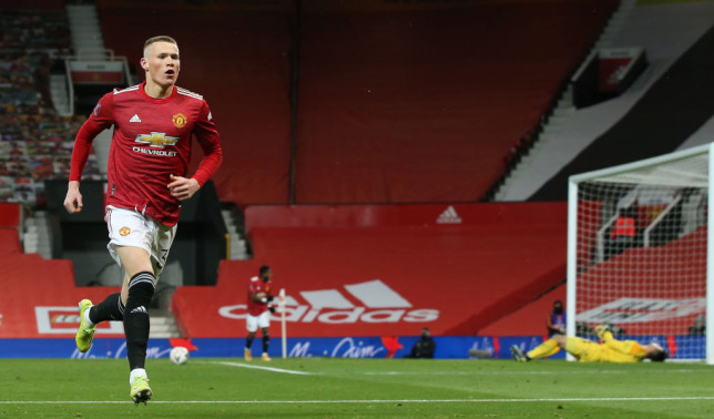 McTominay a 'future United captain'